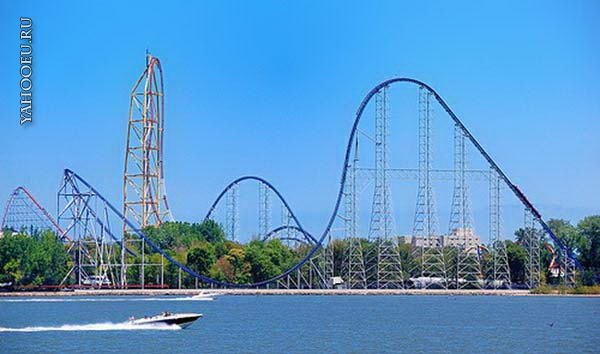 Аттракцион Millenium Force