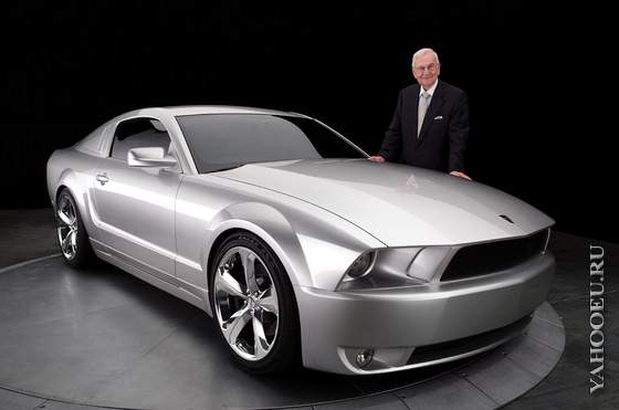 Ford Mustang Lee Iaccoca Edition