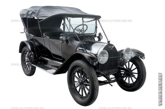 1916 Chevrolet H-4 Baby Grand touring