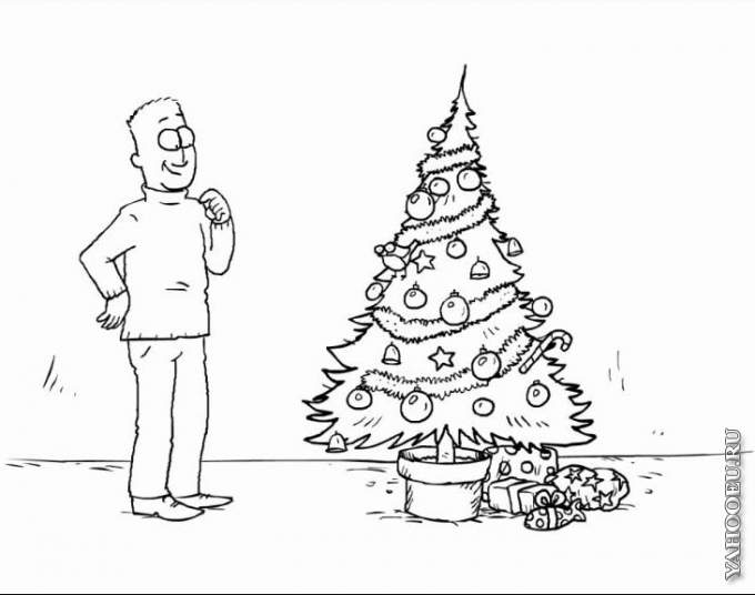 "Simon's Cat in ""Santa Claws"""