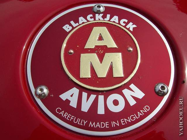 Blackjack Avion Special
