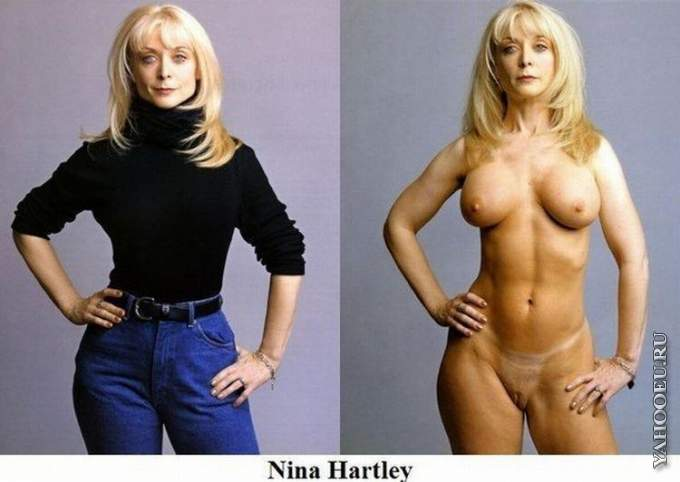 Actrices porno nues Photo Nina Hartley nue 600x425.