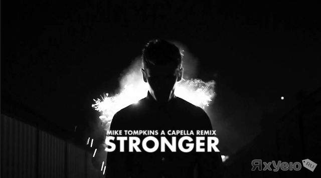 Mike Tompkins -  Harder Better Faster Stronger