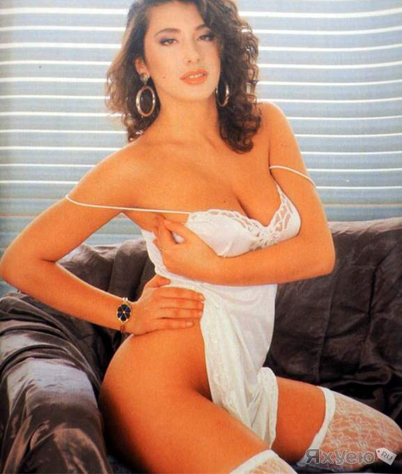 Picture of Sabrina Salerno.