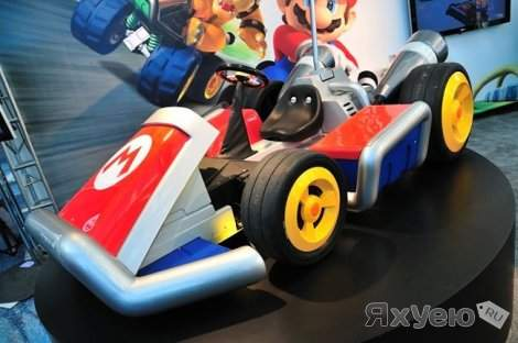 WestCoastCustoms прокачали Mario Cart