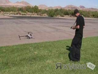 Awesome RC Helicopter Skills