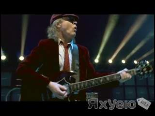 AC/DC Backtracks - Angus plays Back in Black. Highway To Hell