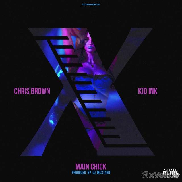 Kid Ink feat Chris Brown - Main Chick