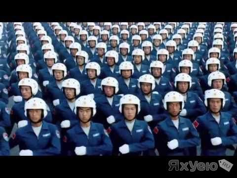 China Army ft. Daft Punk - Get Lucky