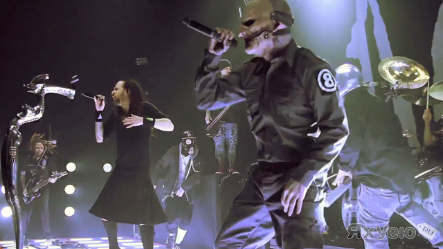 Korn - 'Sabotage' Featuring Slipknot live in London 2015
