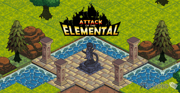 Tower Defence - Attack of the Elemental