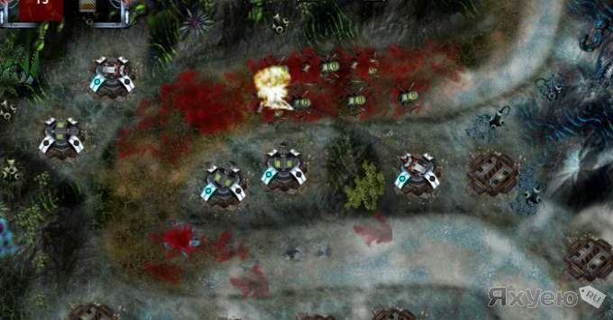 Tower Defence - Colony Defenders 2