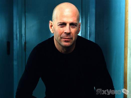 Devil Woman - Bruce Willis