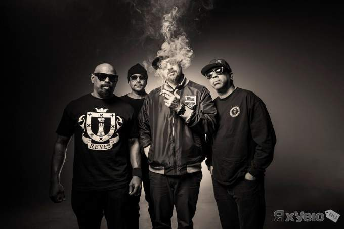 Cypress Hill - Reefer Man