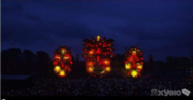 Defqon. 1 2013. Official Q-dance Endshow - Saturday